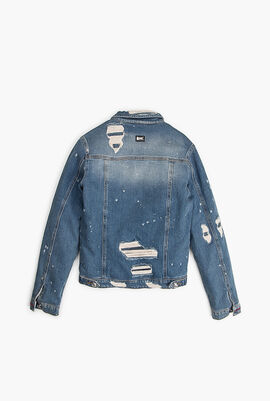 Statement Denim Jacket