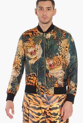 Tiger Bamboo Bomber Jacket