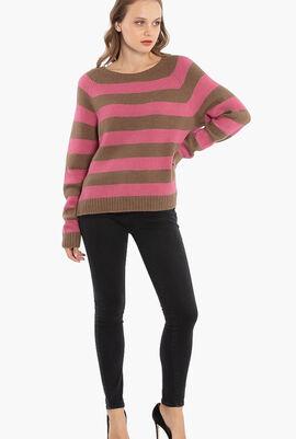 Calamo Stripes Sweater