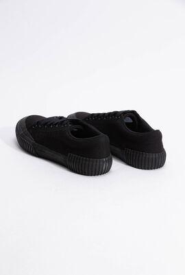 حذاء رياضي بدرجة لون Triple Black من Dune Sport