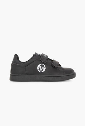 Stan Velcro Leather Sneakers