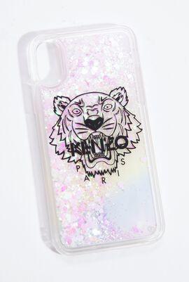 Glittered Tiger iPhone X/Xs Case