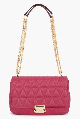 Sloan Large Quilted Leather Shoulder Bag