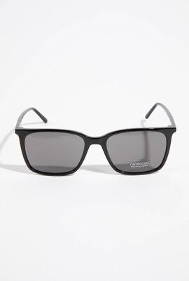 Full Rim Square Sunglasses