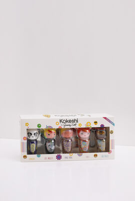 Kokeshi By Jeremy Scott Miniatures Gift Set