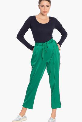 Ovatta Jersey Drawstring Trouser