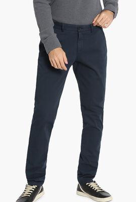 Dye Texture Chino Pants