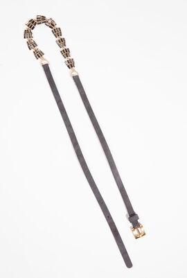 Black Giocam4 Belt