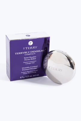 Terrybly Densiliss Compact - Wrinkle Control Pressed Powder, 8 Warm Sienna