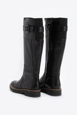 Adrya A Knee High Leather Boots