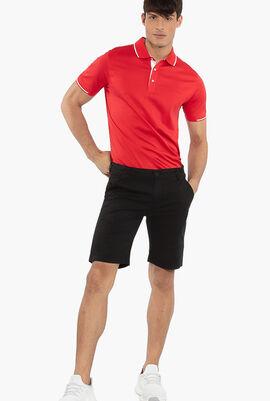 Chino Straight Fit Shorts