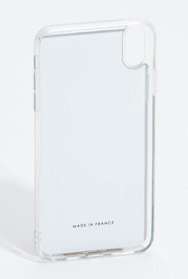 حافظة هاتف iPhone XS Max مزينة بنقشة نمر