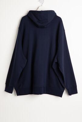 Hoodie Zipped Sweatshirt