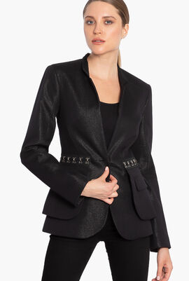 Sparkle Evening Jacket