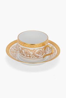 Orangerie Coffee Cup & Saucer Set