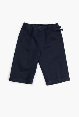 Bow Capri Pants