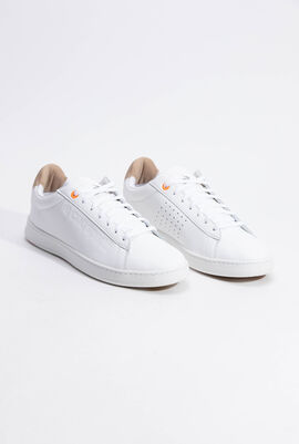 Break W Tech Optical White/Croissant Sneakers