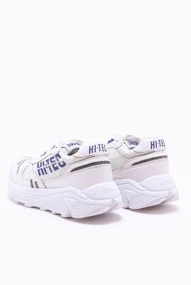 Hi-Tec Chunky Trainers in White