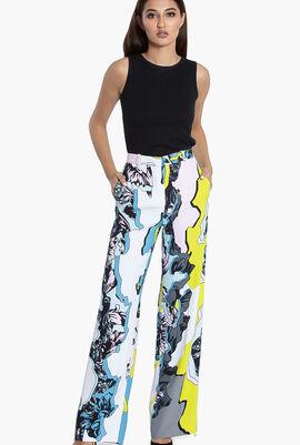 Gianni Printed Trouser