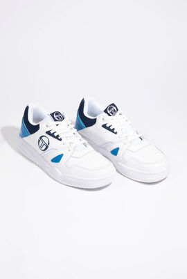 Top Play White Sneakers