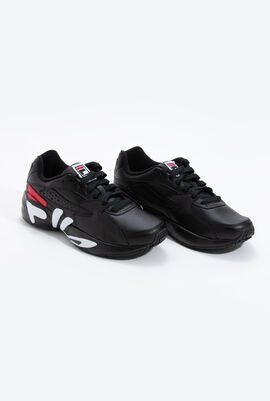 Mindblower Leather Sneakers