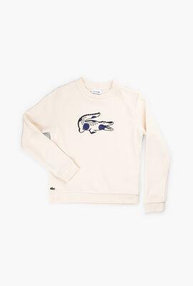 Printed Logo Design Sweatshirt
