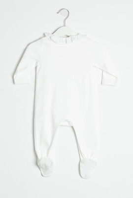 Embroidered Logo Onesies