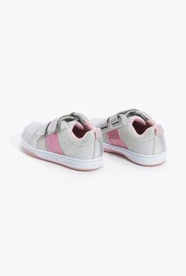 J Maltin Glittered Sneakers