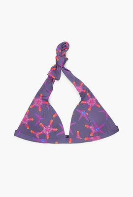 Starfish Dance Halter Bikini Top