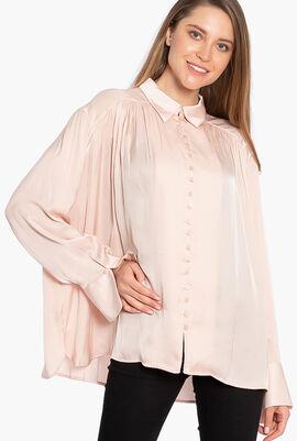 Poud Japanese Satin Shirt