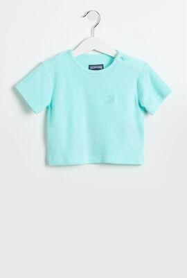 Turbot Lagon Terry T-shirt