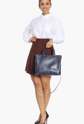 Calfskin Medium Tote Bag