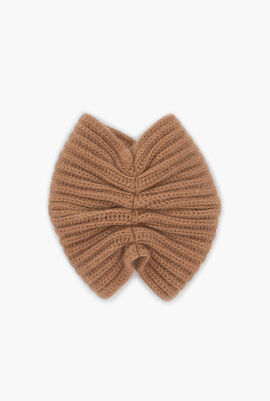 Knitted Style Bonnet