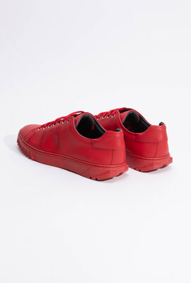 Cube 13 Red Sneakers