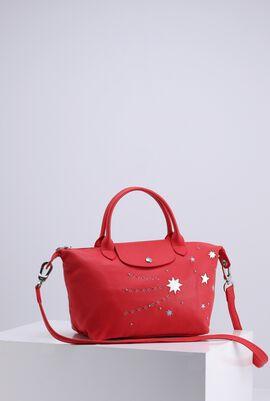 Le Plaige Cuir Etoiles Top Handle Bag