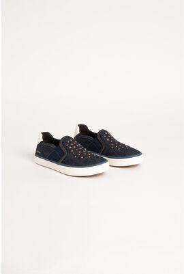 Kilwi Denim Slip-On Sneakers