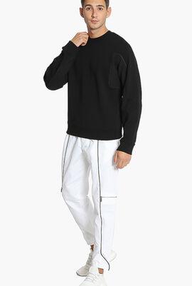 Tech Mesh Sweatshirt