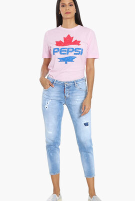 Ripped Hockney Jeans