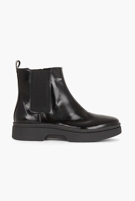 Myluse Leather Boots