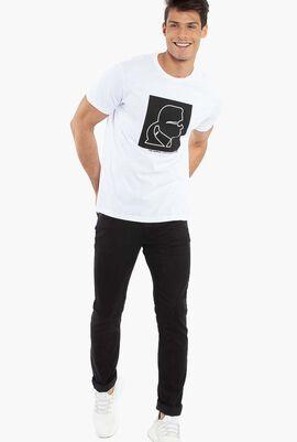 Ikonik Karl Crew-Neck T-Shirt