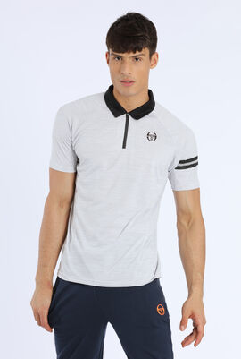 Slim Fit Polo Short