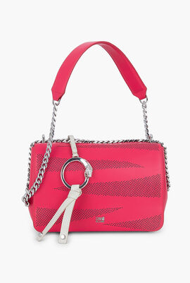 City Zebra Crossbody Bag