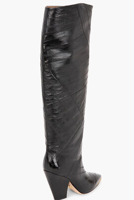 90mm Knee Boots