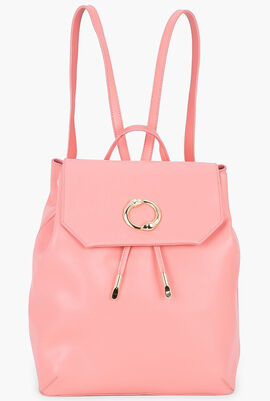Doris Leather Backpack