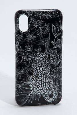 High Tech Printed iPhone X/XS Case