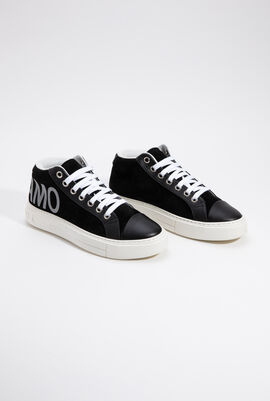 Tarifa Suede Leather Sneakers