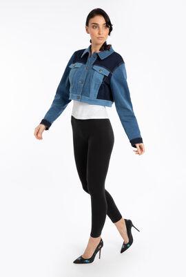 Ashley Graham Camera Denim Jacket