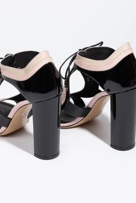 Edith Leather Sandals