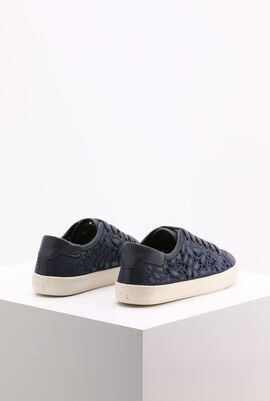 Embroidered Stylish Sneakers