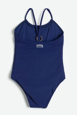 Gazette Embroidered One Piece Swimsuit